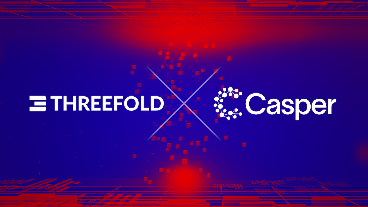 ThreeFold Provides Sustainable, Decentralized IT Capacity Platform for the Casper Network