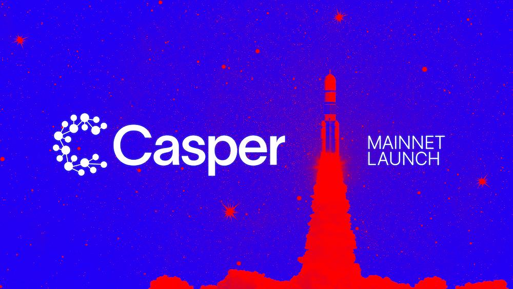 Casper Network Mainnet Launch: March 30, 2021