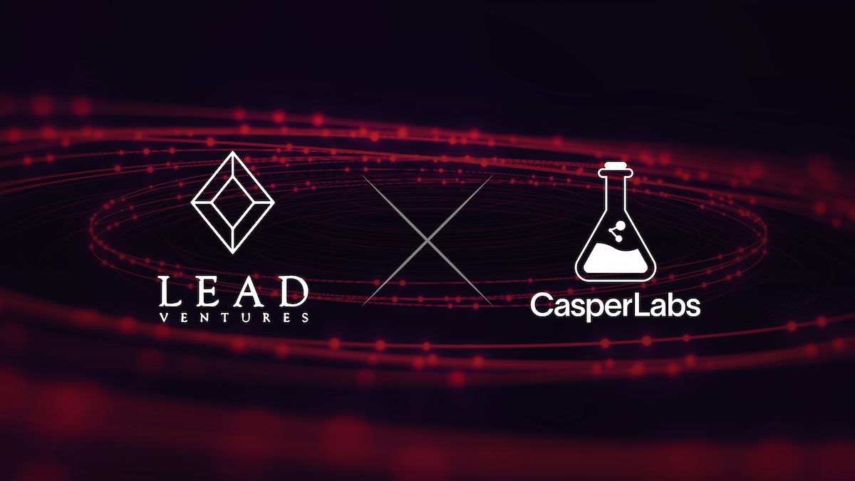 CasperLabs & Lead Ventures Partner to Accelerate Blockchain Adoption in the Middle East and North Africa