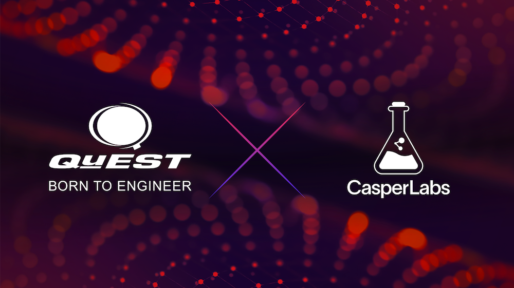 QuEST Global to Build New Supply Chain Solutions on the Casper Network