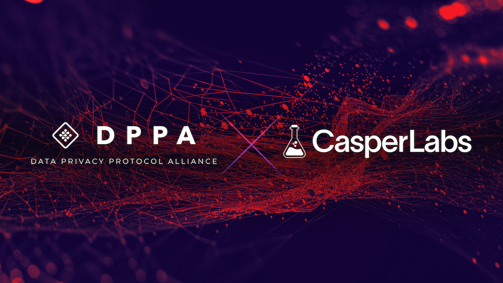 CasperLabs Joins Data Privacy Protocol Alliance to Give Consumers Better Control Over Personal Data