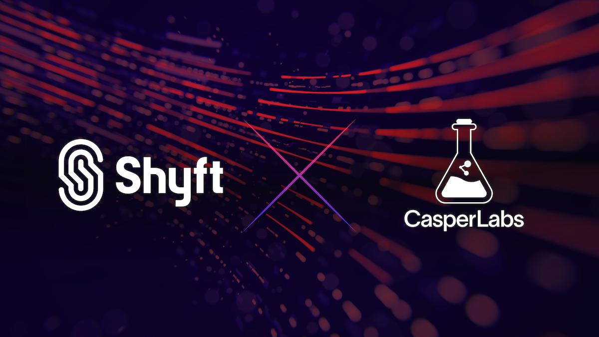Shyft Brings Identity Validation & Data Anchoring to the Casper Network